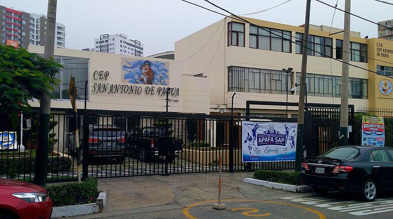 colegios de secundaria en Lima