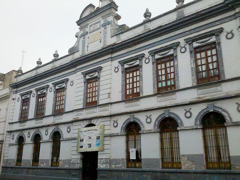 Escuela Primaria Oficial Melchor Ocampo (Puebla)
