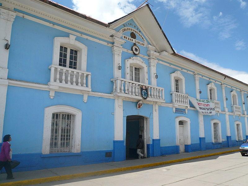 escuelas de Perú